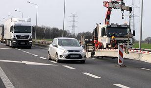Remont na autostradzie A4 do połowy czerwca