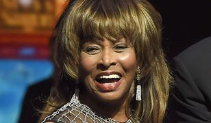 Tina Turner: 76-letnia gwiazda wciąż zachwyca!