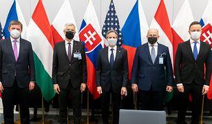 Pierwsze takie spotkanie. Sekretarz Stanu USA rozmawiał z szefem polskiej dyplomacji