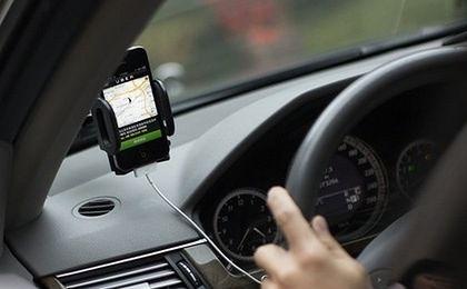 Tyle zarabia kierowca Ubera