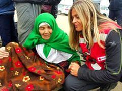 105-letnia Afganka dostała się do Europy. Podróżowała dwadzieścia dni