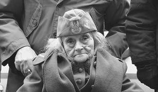 Warszawa. Nie żyje Wanda Zalewska-Zdun. Była sanitariuszką w powstaniu warszawskim