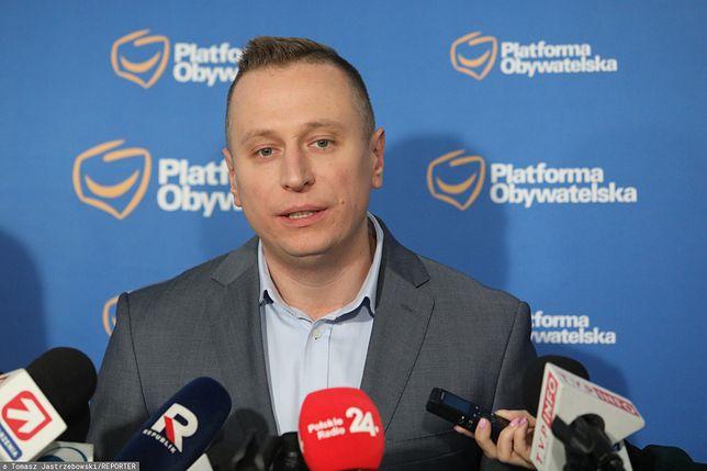 Senator PO Krzysztof Brejza