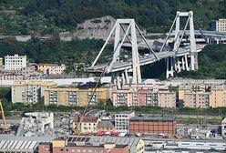 Katastrofa w Genui. Ujawniono raport architekta sprzed 39 lat. Już wtedy ostrzegał przed korozją