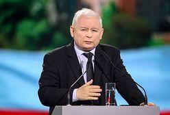 Projekt z podpisem Jarosława Kaczyńskiego bez poparcia rządu