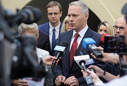 Poseł chce konfrontacji z milionerem w Sejmie. W tle afera sędziowska z wyrokiem