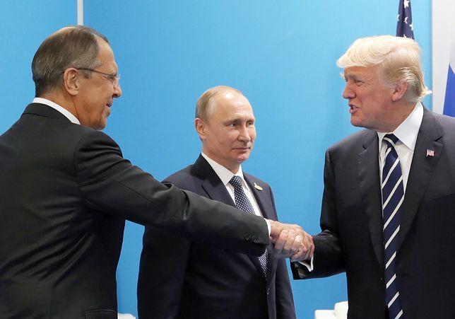 """Donald Trump """"wygadał się"""" Rosjaninowi. USA straciły najlepszego szpiega"""