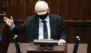 Wotum nieufności dla Jarosława Kaczyńskiego. Burzliwa debata. Sejm zagłosował