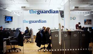 PRISM: Rząd Wielkiej Brytanii niszczy dyski Guardiana w obawie przed publikacjami