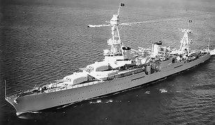 USS Houston w latach 30. ubiegłego wieku