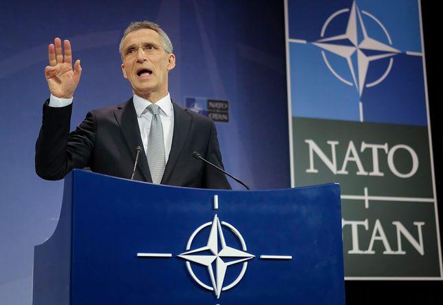 """""""Prawdziwy powód do niepokoju"""". Szef NATO apeluje do Rosji"""