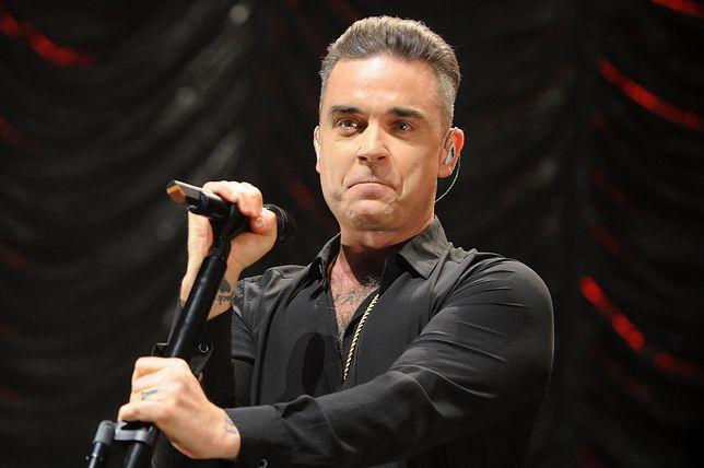 Robbie Williams ma problemy ze zdrowiem