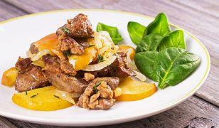 ABC gotowania: wątróbka z jabłkami. Pyszny obiad za grosze