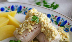Ryba na piątek: sandacz z jajami według przepisu z 1871 r.