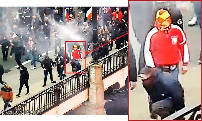Marsz Niepodległości. To oni podpalili mieszkanie? Policja publikuje zdjęcia