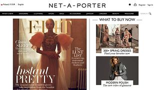 Net-a-porter przypadkowo opublikowało zdjęcie modelki z instrukcjami, gdzie ją wyszczuplić