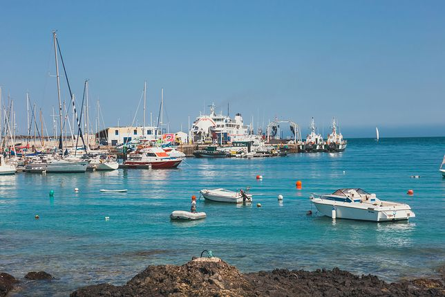 Fuerteventura, Hiszpania