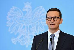 """""""Spodziewamy się dalszej destabilizacji"""". Morawiecki o sytuacji na granicy z Białorusią"""