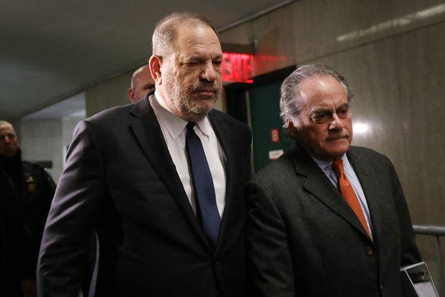 Harvey Weinstein będzie sądzony za gwałt. Aktorki przyszły oglądać jego upadek