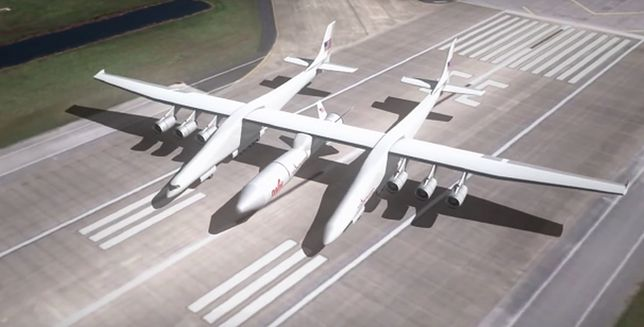 Start największego samolotu na świecie już w 2016?