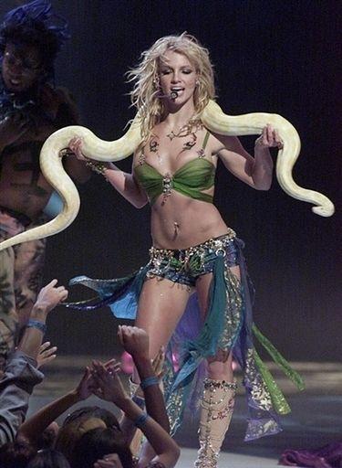 Britney - Rewelacje