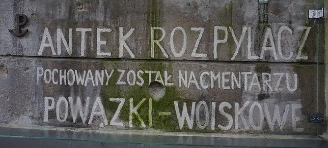 """Warszawa. """"Antek Rozpylacz"""" zabytkiem, fot. Mazowiecki Wojewódzki Konserwator Zabytków"""