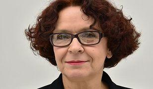 Elżbieta Kruk jest lubelską działaczką PiS