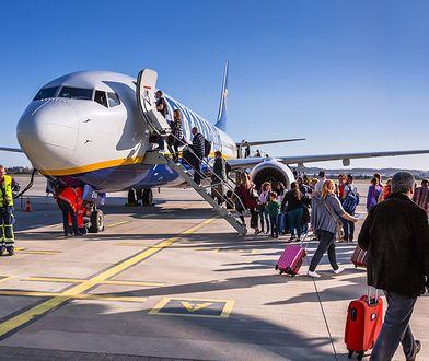 Ryanair ogłasza nowe trasy z gdańskiego lotniska
