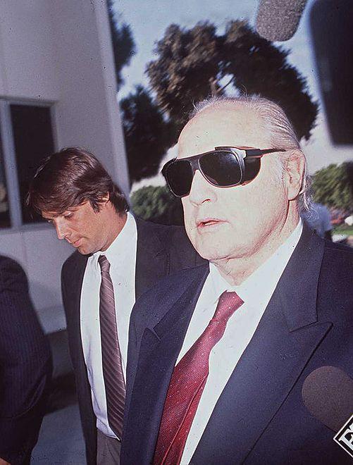 Christian Brando - syn Marlona Brando