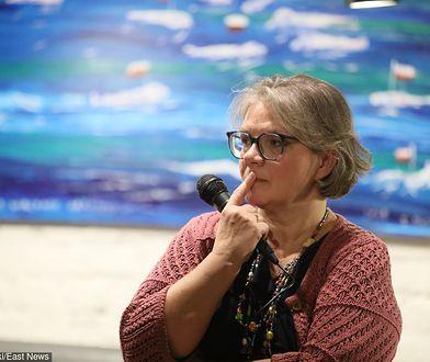 Dorota Zawadzka o kampanii #StopMowieNienawiści