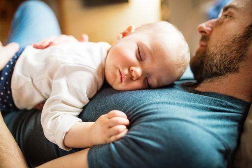 Być tatą, który bardziej poświęca się dziecku