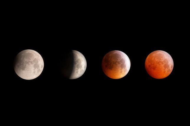 Zaćmienie Księżyca już we wtorek, 16 lipca 2019. Sprawdź gdzie, jak i kiedy można je oglądać