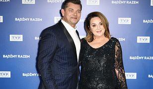 Zenek Martyniuk z żoną lśnią na ramówce TVP. Świętują 30-lecie związku