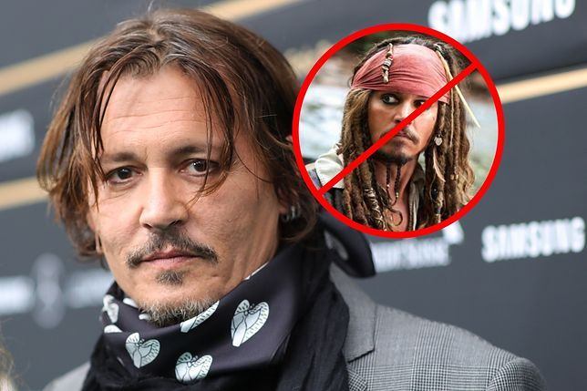 Johnny Depp nie zagra już Jacka Sparrowa nawet gościnnie