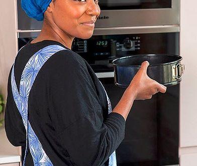 """Nadiya Hussain, gwiazda brytyjskiego """"Bake Off"""" ponownie wyszła... za swojego męża"""