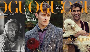 """""""Vogue man"""" to nowe czasopismo na polskim rynku"""