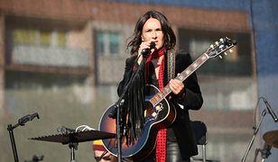 Kasia Kowalska dała koncert w Ciechanowie