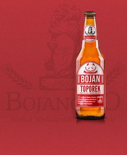 Piwa jasne mocne dolnej fermentacji pow. 13° BLG