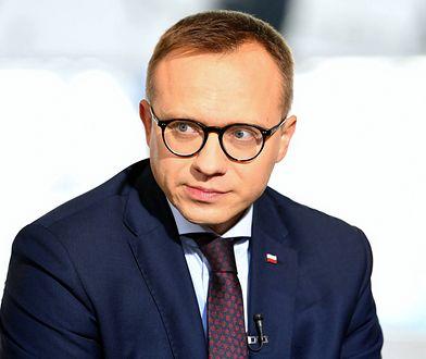 Wpadka ministra. Pomylił polskie spółki z zagranicznymi