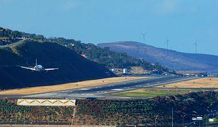 Lotnisko na Maderze należy do najniebezpieczniejszych na świecie