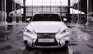 Lexus IS 300h: pożegnanie z Dieslem