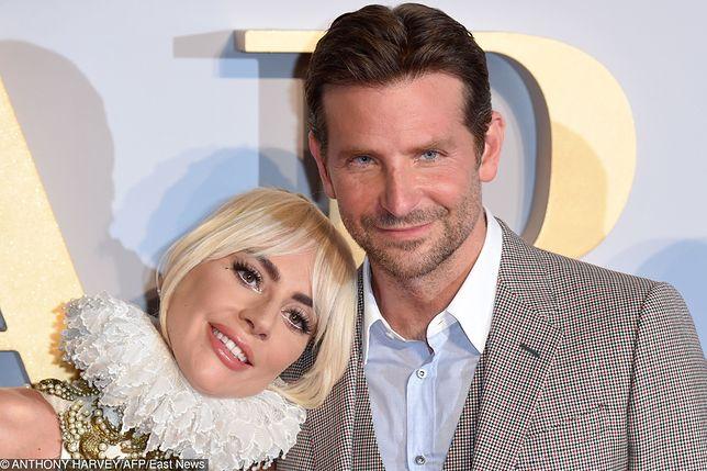 Głośno plotkuje się o romansie Lady Gagi i Bradleya Coopera