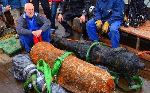 Sensacyjne znalezisko na dnie Bałtyku. Dzięki niemu wiadomo więcej o gdańskim handlu