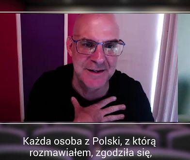 Harlan Coben o Polsce. Stało się tak, że spełniło się jego marzenie