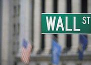 Spore spadki na Wall Street także z powodu obaw o strefę euro