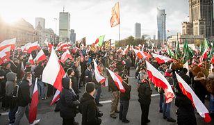 Marsz Niepodległości 2017 r.