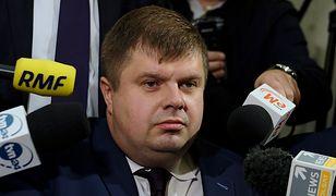 """Śląsk: PiS zdobył """"bastion"""" PO dzięki radnemu Wojciechowi Kałuży (na zdjęciu), byłemu członkowi Nowoczesnej"""