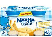 Przecier Nestle ze szkłem we Francji, ale panika w Polsce