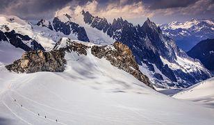 Mount Blanc.