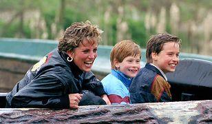 """Książę William skarcił księżną Dianę. """"Ona jest okropna, to się przecież nagrywa!"""""""